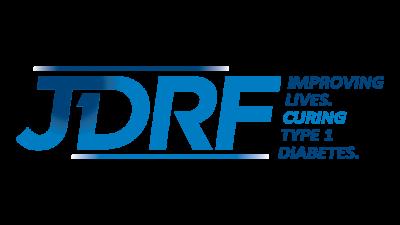 Logo for JDRF
